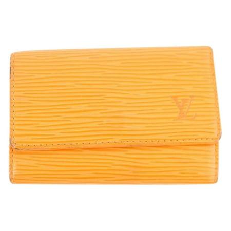 Louis Vuitton Epi Leather Multicles 6 Key Holder 3LE107