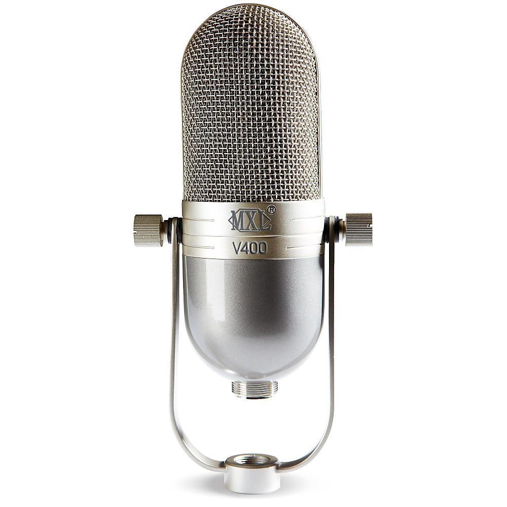 MXL V400 Dynamic Microphone in a Vintage Style Body by Mxl