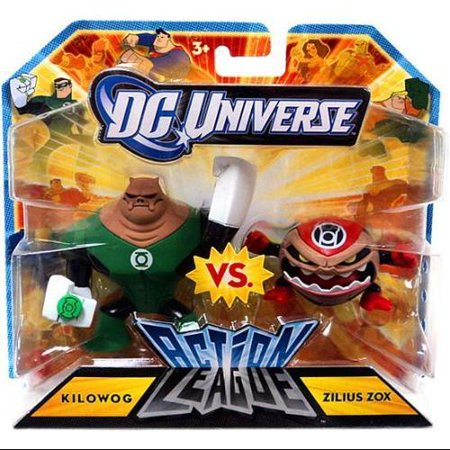 DC Universe Green Lantern Action League Kilowog Vs. Zilius Zox 3