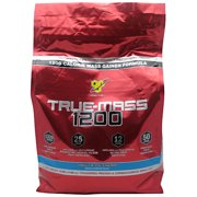 TRUE-MASS 1200, Vanilla Ice Cream, 10.38 Pound