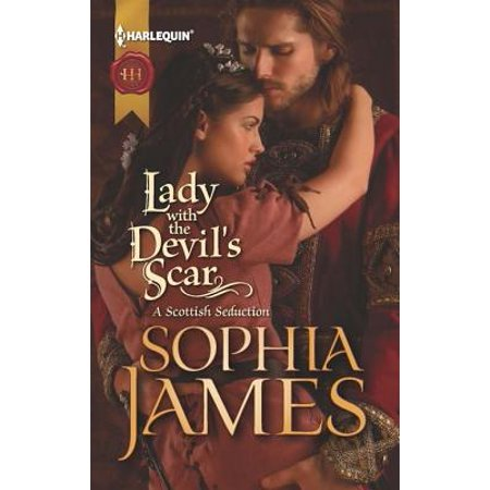 Lady with the Devil's Scar - eBook