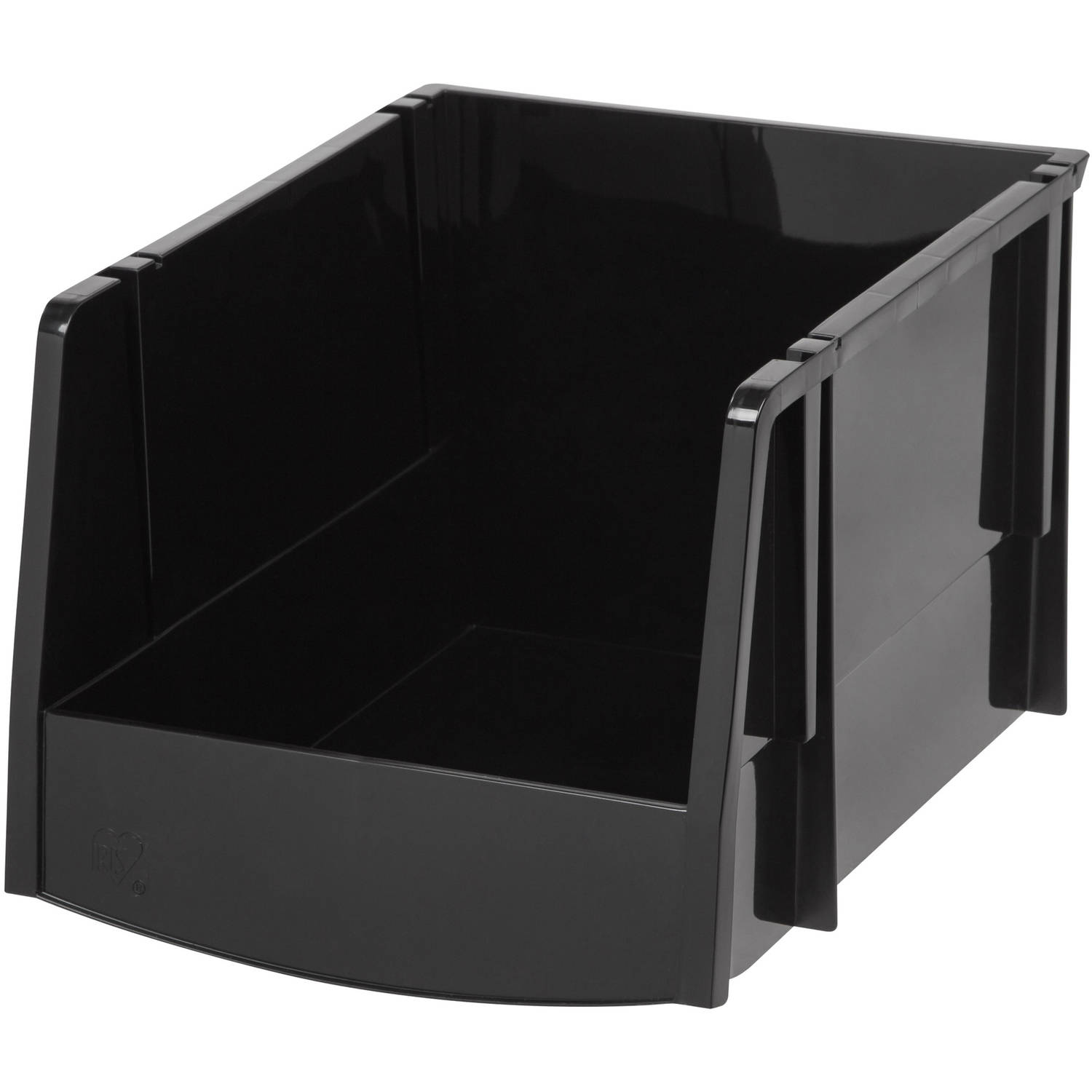 IRIS Hardware Garage Storage Extra Large Bin, Black