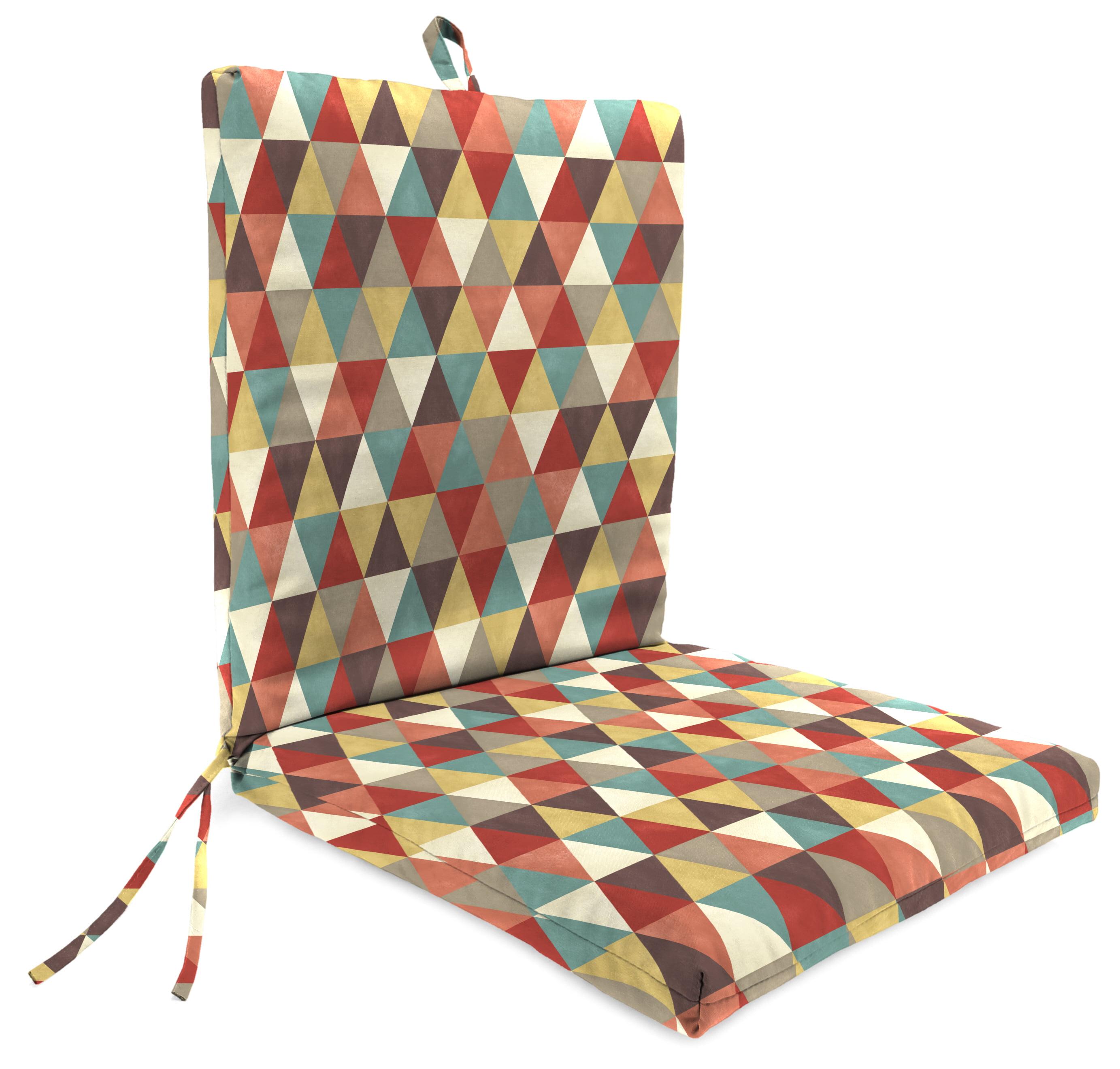 """Outdoor 21"""" x 44"""" x 3.5"""" Chair Cushion"""