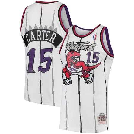 Vince Carter Toronto Raptors Mitchell & Ness 1997-98 Hardwood Classics Swingman Jersey - (Homes For Sale By Owner In Toronto Ohio)