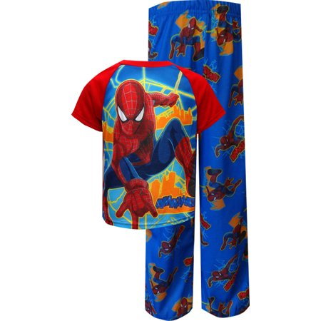 Marvel Comics Amazing Spiderman 2T Toddler Pajama