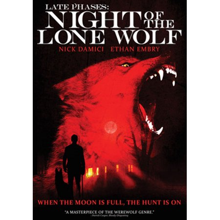 Late Phases: Night of the Lone Wolf (DVD) (Best Late Night Show)