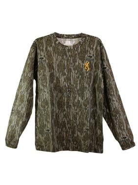 97badfd22e59a Product Image Wasatch-CB Long Sleeve T-Shirt Mossy Oak Original  Bottomlands
