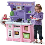 Best Play Kitchens - Step2 Little Bakers Kids Play Kitchen with 30 Review