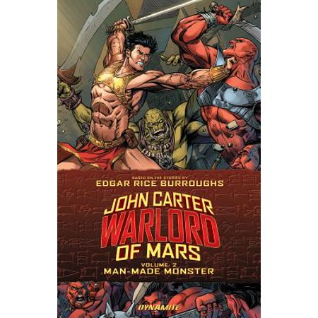 John Carter: Warlord of Mars, Volume 2 : Man-Made (Ron Carter Bass)