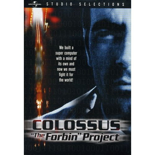 "Colossus: ""The Forbin"" Project (Full Frame)"