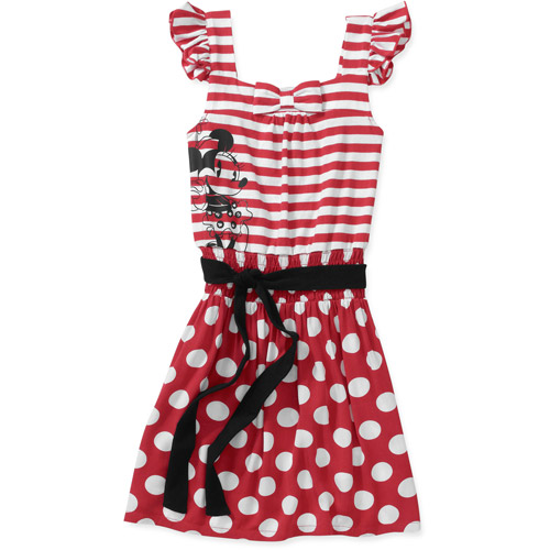 Disney Minnie Mouse Girls Dresses