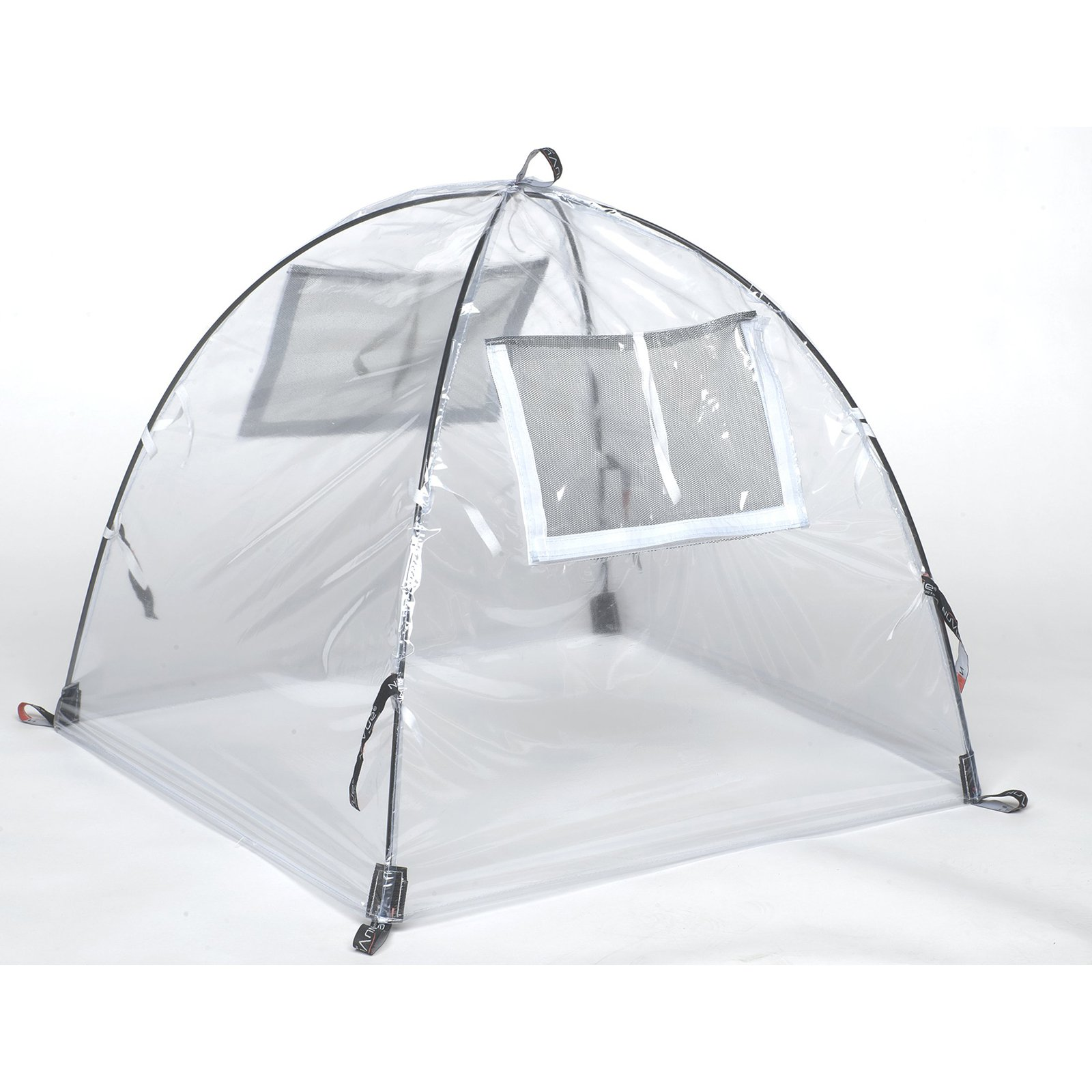 "Nuvue Products 22"" x 22"" Transparent Pop Up Greenhouse"