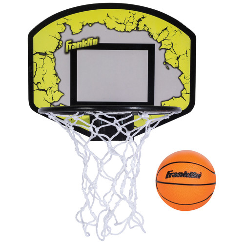 Franklin Sports Go-Pro Basketball Hoop Set