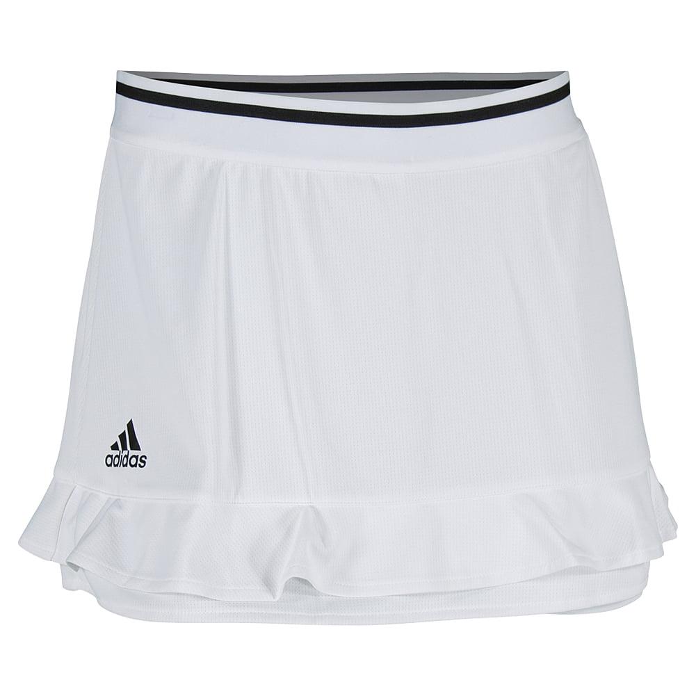 Women`s Climachill 14 Inch Tennis Skort White - Walmart.com