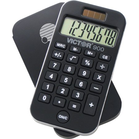 Victor, VCT900, 900 Handheld Calculator, 1 Each, (Best Cribbage Hand Calculator)