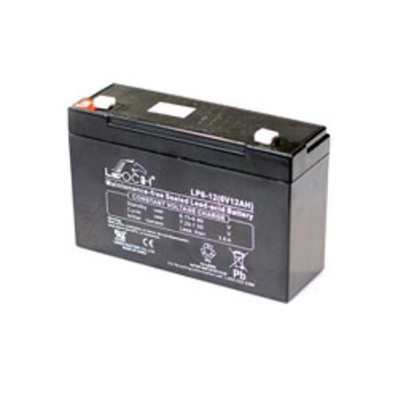 Replacement for HOLOPHANE M11 BATTERY replacement battery