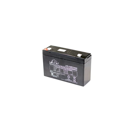 Replacement for HOLOPHANE M14 EMERGENCY LIGHTING 12AH BATTERY replacement battery