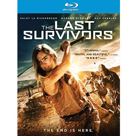The Last Survivors  Blu Ray