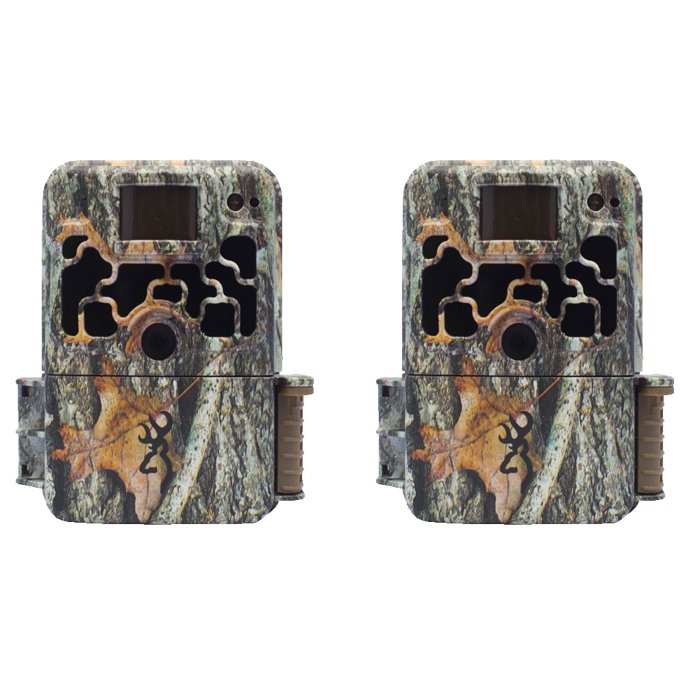 (2) Browning DARK OPS HD 940 Micro Trail Game Camera (16MP) | BTC6HD940 by Browning