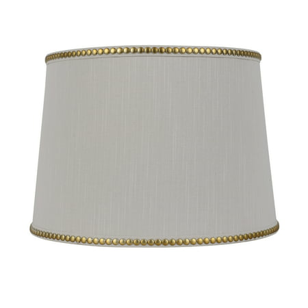 - Better Homes and Gardens Studded Tapered Drum Shade