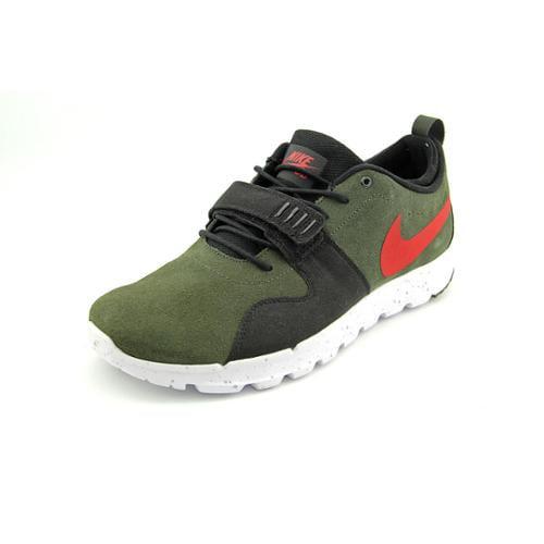 Nike Mens Trainerendor Skateboarding Shoes Green