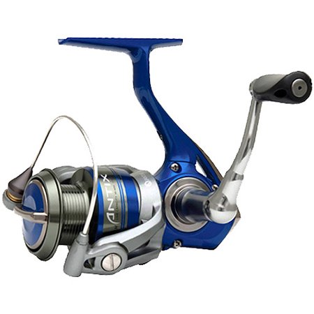 Quantum antix an20f spinning reel for Walmart fishing reels
