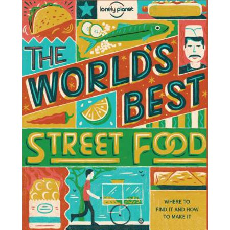 Lonely Planet: World's Best Street Food Mini -