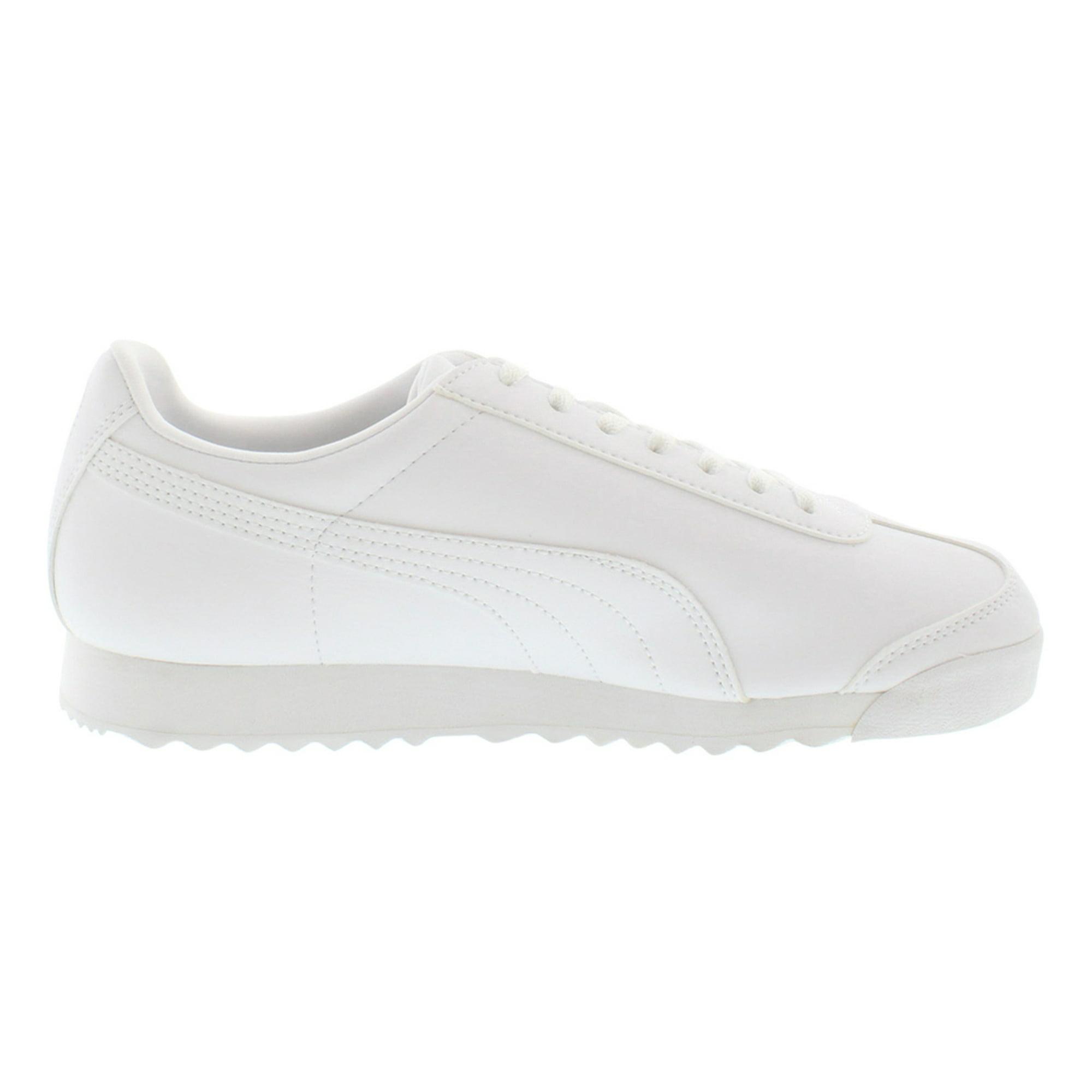 Buy PUMA Roma Basic JR Sneaker (Little Kid-Big Kid)  95392d53ee