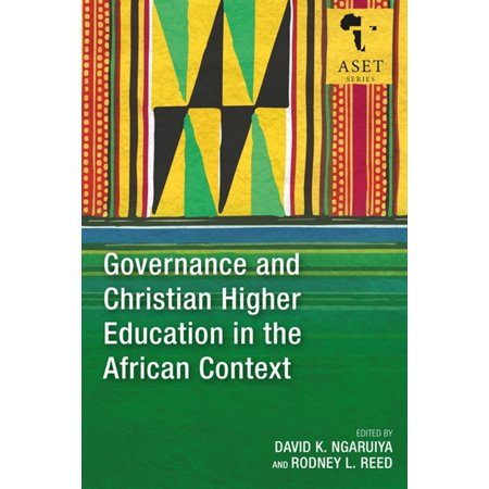 Governance and Christian Higher Education in the African Context -