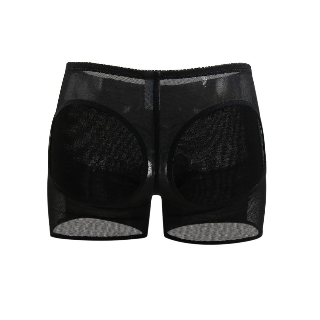 31f8b4ab719 M Women Hip Lifter Body Shaper Panty Shapewear Belly Control Pants Black