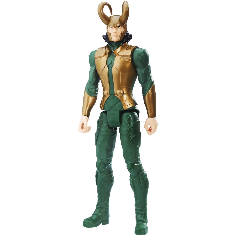 """Marvel Titan Hero Series 12"""" Loki Figure"""