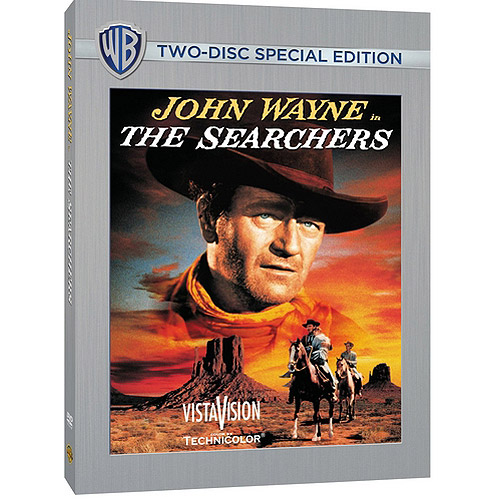 SEARCHERS-50TH ANNIVERSARY (DVD/SPECIAL EDITION/2 DISC/O-SLEEVE)