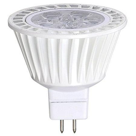 bioluz led mr16 led bulbs 50w halogen equivalent 7w 12 vac dc gu5 3 base 350lm 40 beam. Black Bedroom Furniture Sets. Home Design Ideas