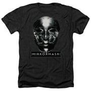 Mirrormask Mask Mens Heather Shirt