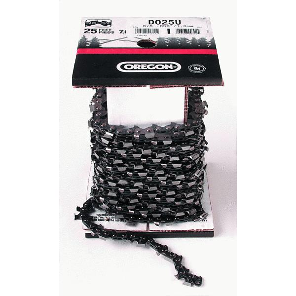 Oregon Vanguard 25' Reel Bulk Chainsaw Chain