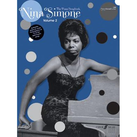 The Nina Simone Piano Songbook Volume 2 (Piano Voice and Guitar) (Pvg) (Sheet
