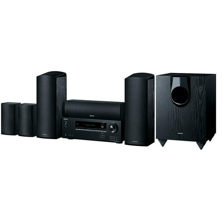 Onkyo HT-S5800 5.1.2-Channel Dolby Atmos Home Theater Package (Home Theater System Dolby)