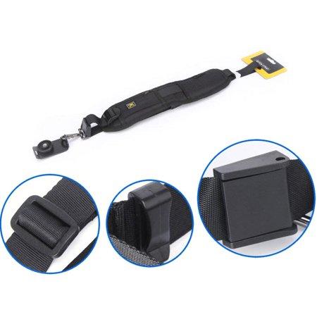 Quick Sling Camera Single Shoulder Belt Adjustable Shockproof Nylon Strap for Canon for Sony for Nikon SLR DSLR Cameras - image 5 of 7