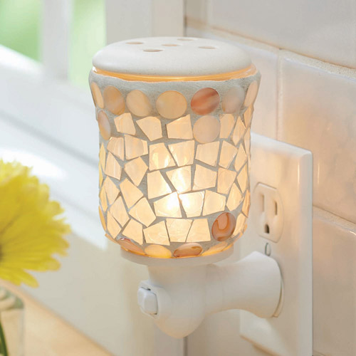 Better Homes and Gardens Accent Wax Warmer, Mosaic