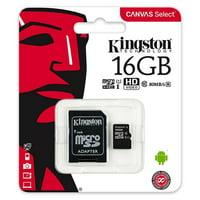 Speicherkarte Kingston Für Nokia 7.2 Micro SD Card SDXS Canvas 8-256 GB