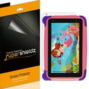 [3-Pack] Supershieldz for Contixo Kids Tablet K4 7 inch Screen Protector, Anti-Glare & Anti-Fingerprint (Matte) Shield