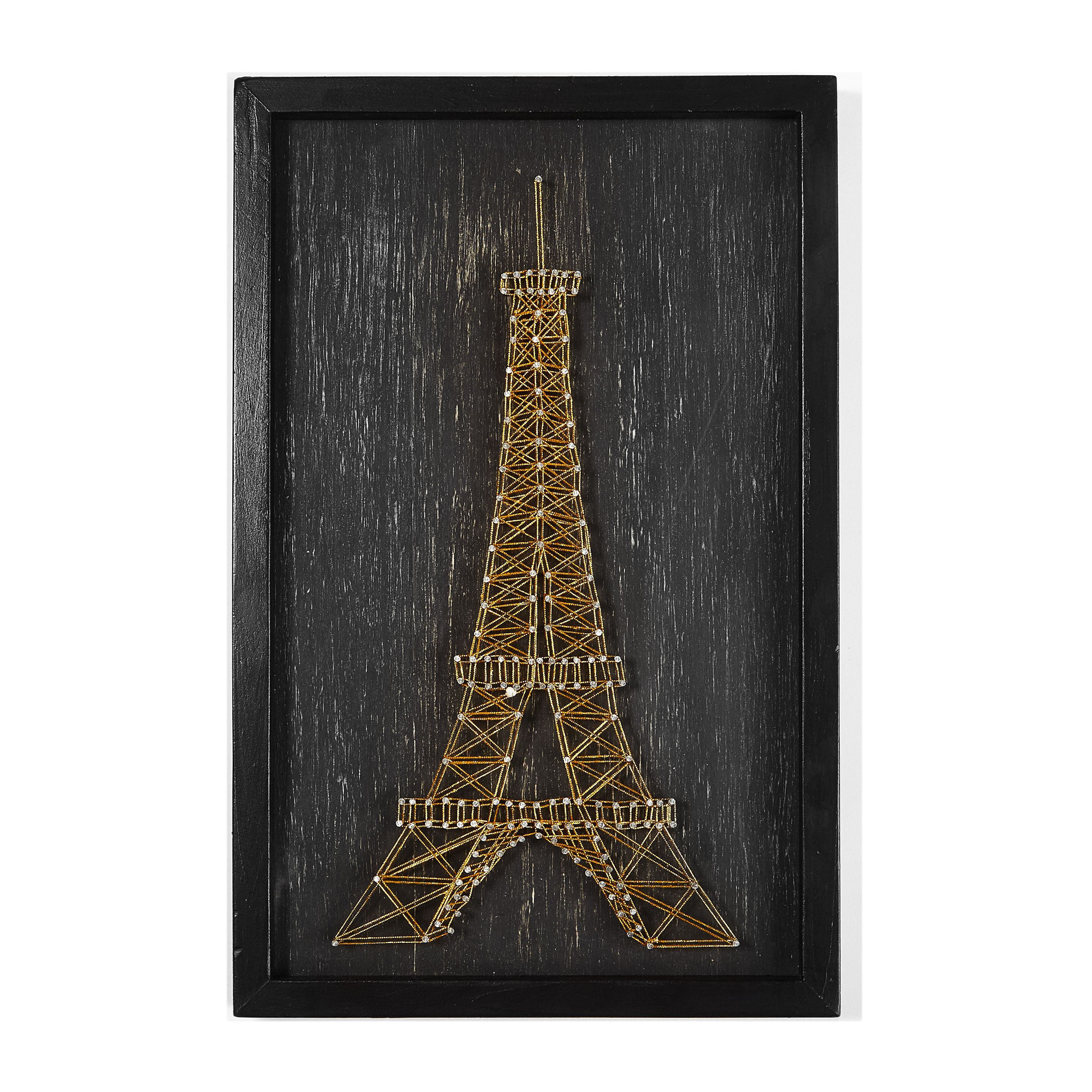 Better Homes & Gardens Paris String Hanging Wall Art