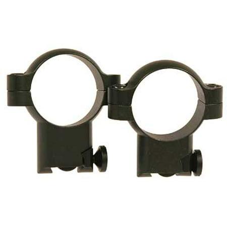 Leupold RingMounts Scope Rings for Ruger M77 30mm Super High, Matte - 51043