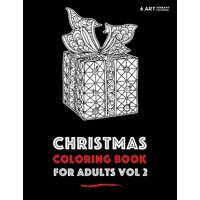 Christmas Coloring Book for Adults Vol 2