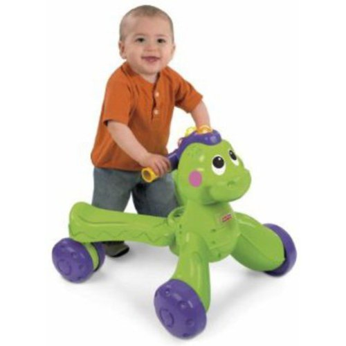 Fisher-Price - Stride to Ride Dino