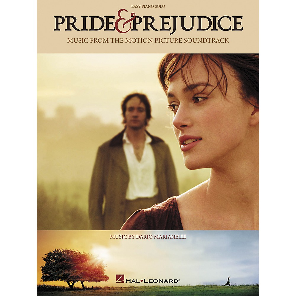 Hal Leonard Pride And Prejudice for Easy Piano Solo