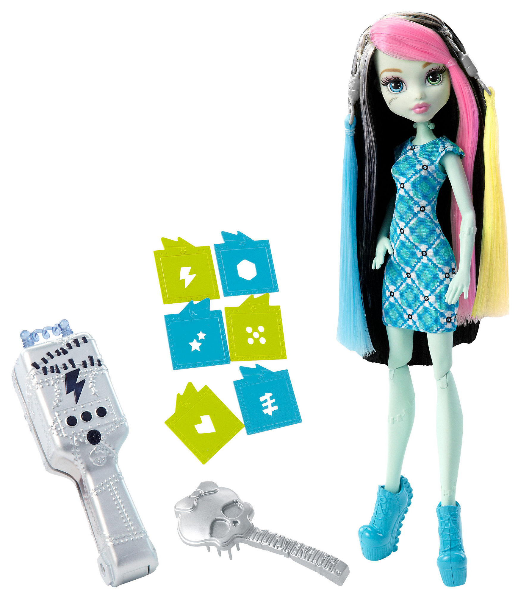Monster High Voltageous Hair Frankie Stein Doll by Mattel