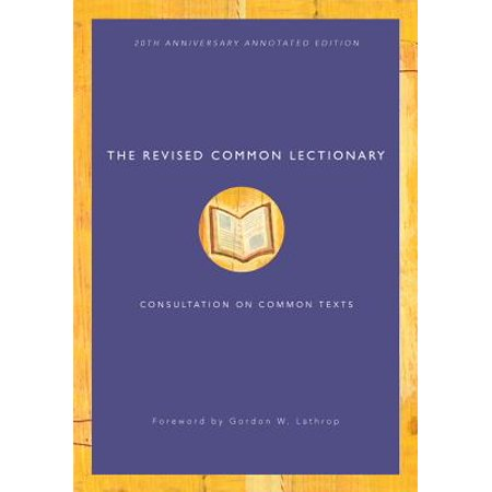 - The Revised Common Lectionary (Paperback)