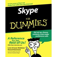 Skype for Dummies (Paperback)
