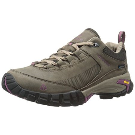 c526bb17351 Vasque Women's talus trek low ultradry Hiking Shoe, black olive/damson, 7 w  us
